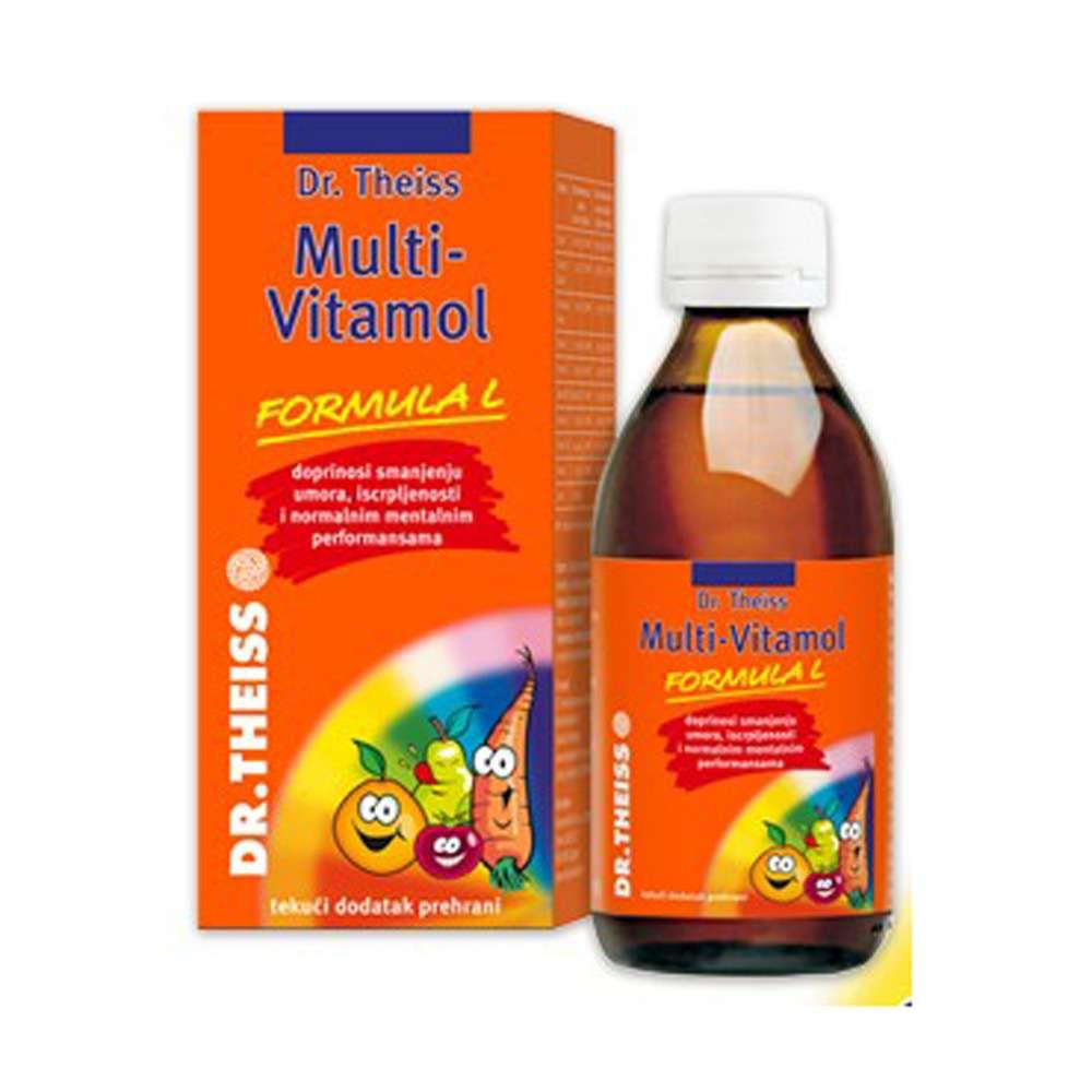 Multivitamin Sirup